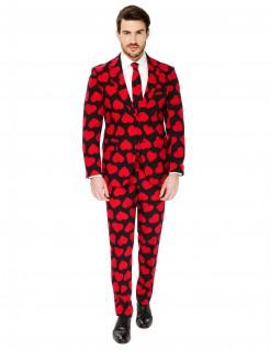 King of Hearts von Opposuits - schwarz/rot
