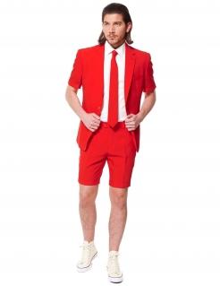 Opposuits Sommeranzug Red Devil Herren rot
