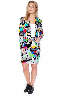 Miss Testival Kostüm für Damen von Opposuits
