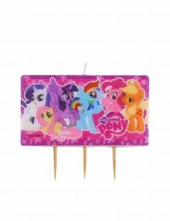 My Little Pony™ Kerze bedruckt