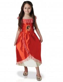 Prinzessin Elena von Avalor™ Kinderkostüm für Mädchen Disney™ Lizenzartikel rot