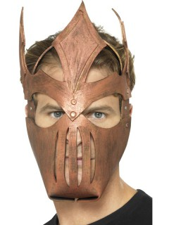Gladiator-Maske bronze