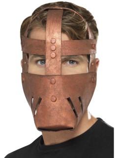 Römischer Krieger-Maske Bronze