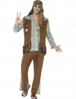 60er Jahre Hippie-Kostüm Herren