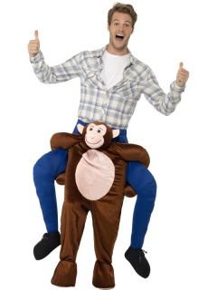 Carry-Me Reiter auf Affe Kostüm