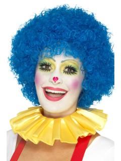 Clown-Kragen gelb