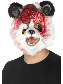 Panda-Zombiemaske