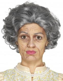 Grossmutter-Schminkset 3-teilig hautfarben
