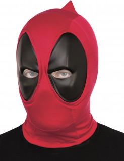 Deadpool™ Erwachsenen-Strumpfmaske Superheld rot-schwarz