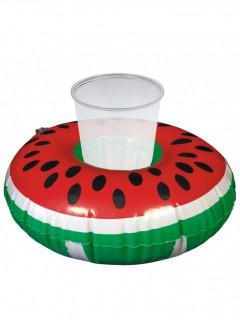 Aufblasbarre Wassermelonen-Becherhalter 18cm