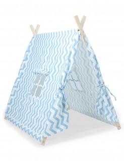 Kanadisches Kinder-Zelt blau