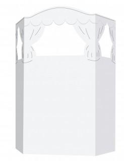Mini-Theater aus Karton für Kinder 135 x 100 cm
