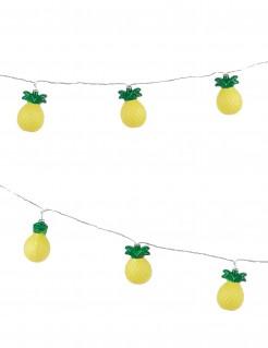 Ananas-Girlande mit Licht 210cm
