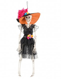 Dia de los Muertos mexikanische Hochzeit Hängedeko 40 cm