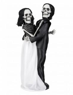 Skelett-Ehepaar Halloween-Deko 40 cm