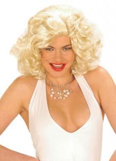 Starlet Diva Damenperücke blond