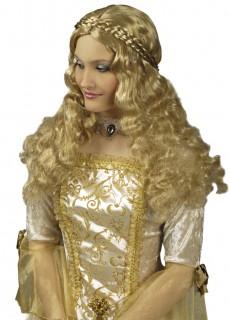 Mittelalter Perücke blond