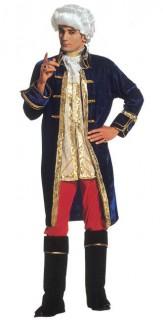 Barocker Edelmann Kostüm bunt
