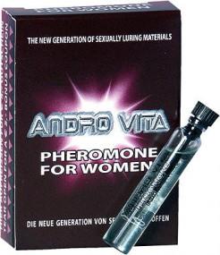 Pheromone Sexuallockstoff für Frauen schwarz-violett 2ml