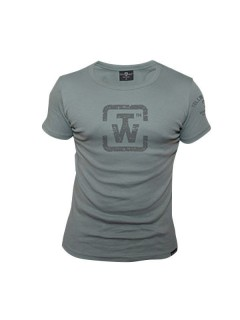 Tollwut Streetwear T-Shirt grau