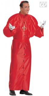 Kardinal Herrenkostüm Kirche rot