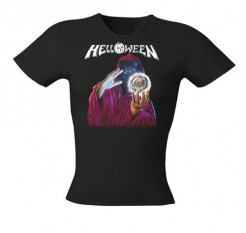 Helloween T-Shirt Keeper of the 7 Keys für Damen bunt