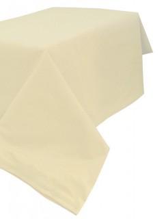 Papier Tischecke Party-Deko creme 280x140cm