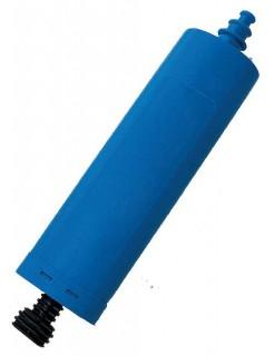 Ballonpumpe für normale Ballons blau