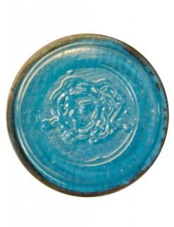 Aqua Schminke Perlglanz türkis 3,5ml