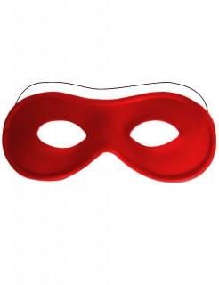 Venezianische Augenmaske Rot