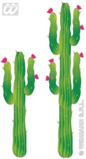 Deko Kaktus Set 2-teilig grün