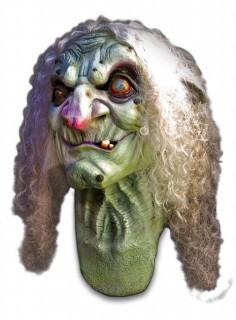 Hexe Maske