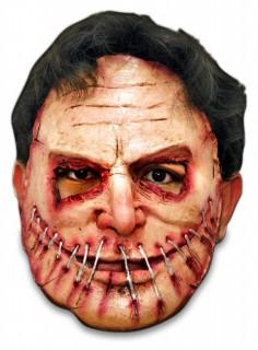 Serienkiller Otis Halloween Latexmaske hautfarben-rot