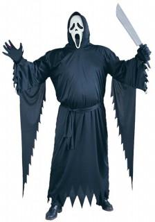 Original Scream Kostüm XXL schwarz