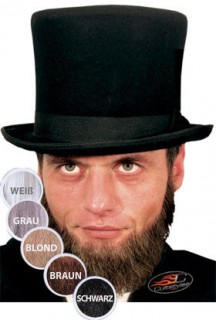 Lincoln Bart blond