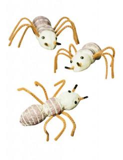 Ameise Deko-Figur beige-braun 9cm