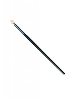 Applikatoren-Pinsel Make-Up Zubehör klein schwarz-beige
