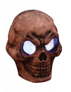 Halloween Skelett Schädel Totenschädel Farbwechsel