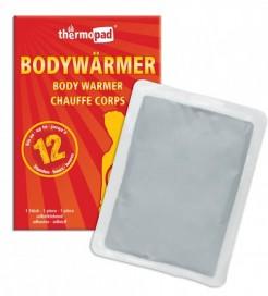 Thermopad Bodywärmer weiss