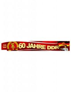 Zollstock mit Retro-Motiv 60 Jahre DDR bunt 2m