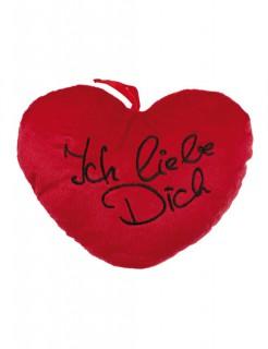 Plüsch-Herz