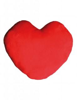 Plüschherz Valentinstag Geschenkidee rot 35cm