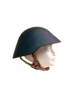 DDR NVA-Stahlhelm Accessoire grün
