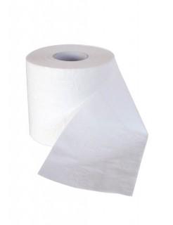 Nicht zerreissbares Toilettenpapier weiss 10 x 9 cm