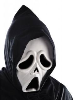 Schreiender Geist Halloween Horror Maske nachtleuchtend