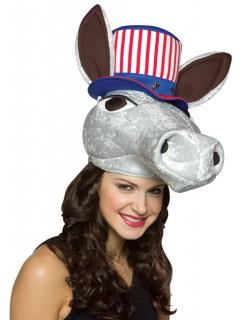 USA Esel Karnevalshut