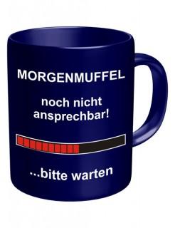 Kaffeetasse mit Aufdruck
