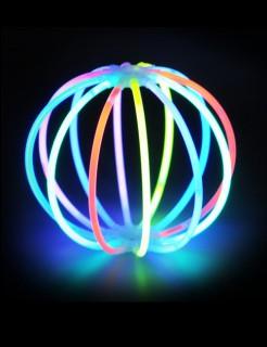 Knicklicht Ballset Party Gadget 14-teilig bunt