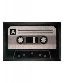 Fussmatte Tape schwarz-grau