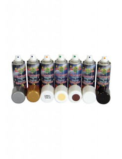 Perlglanz Color Haarspray Gold 125ml